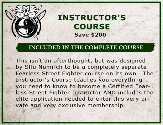 Instructor's-Course