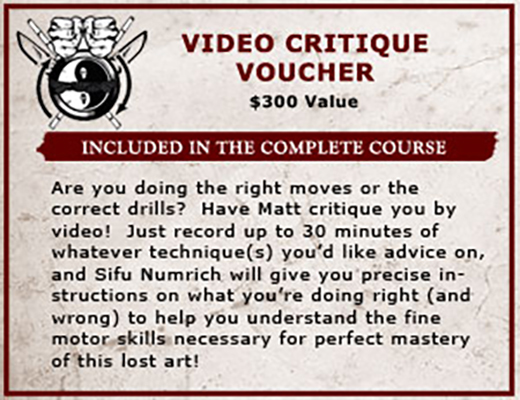 Video-Critique-Voucher